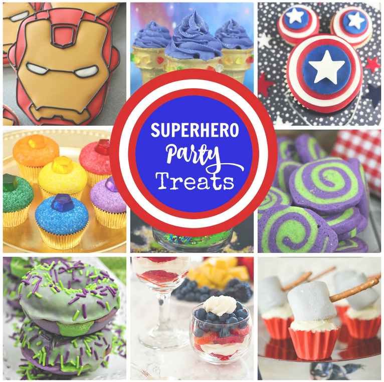 2020 Incredible Superhero Party Ideas