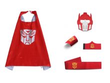 Transformers Red