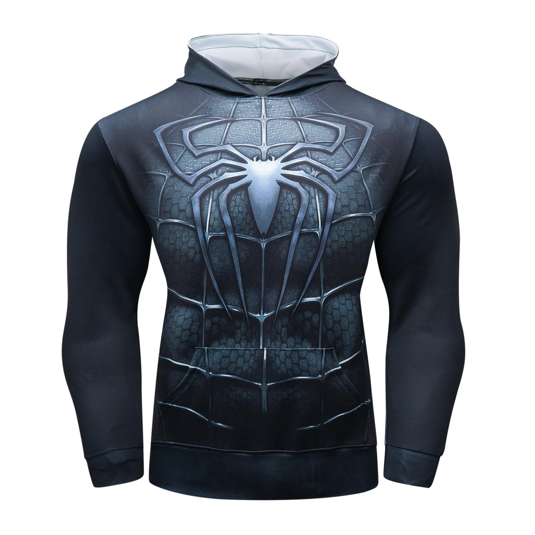 Marvel Spiderman Costume Hoodie