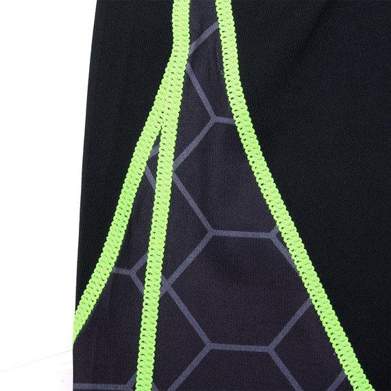 men's green athletic fit pants