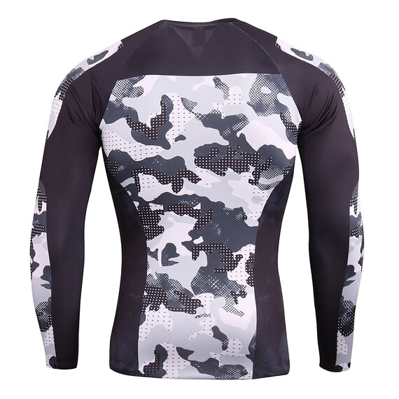 men's long sleeve moisture wicking workout shirts & leggings for workout