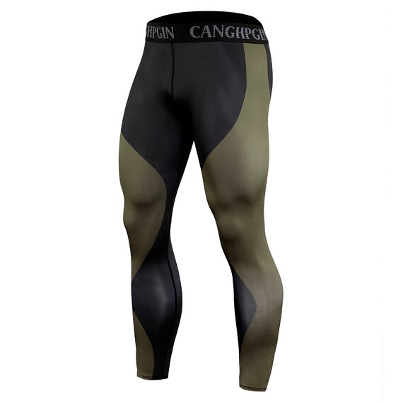 men's long sleeve mens fitted gym t shirts & sports leggings