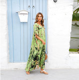 Women's Summer Beach Vacation Bikini Cover Up Plus Size casual summer dresses,Unisize