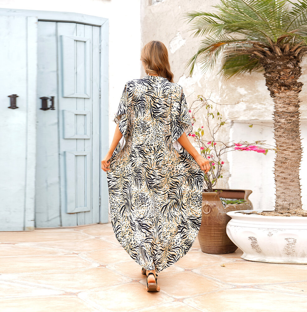 Swimwear Cover Up For Women's Plus Size Sun dresses,One Size Fit All