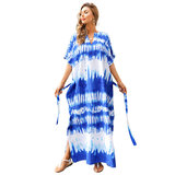 Women's Beach Cover Up Plus Size Summer Vacation beach attire,Unisize