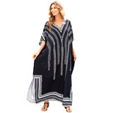 Women's Beach Cover Up Plus Size For Summer Vacation island beach clothing,Free Size