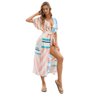 boho summer maxi dresses Ladies Swim Cover Up,One Size Fit All
