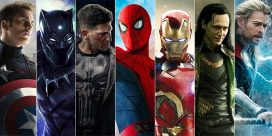 popular marvel superhero characters