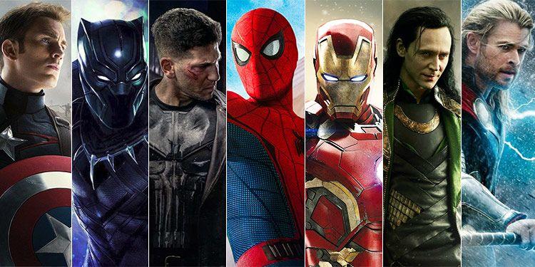 Why Do people Like marvel Superheros