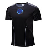 dri fit iron man workout shirt