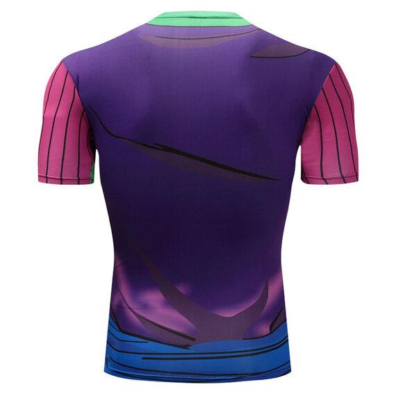 kids slim fit Piccolo Dragon Ball T Shirt short sleeve