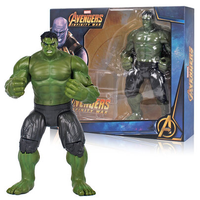 6 Inch Marvel Hulk collectible model toy