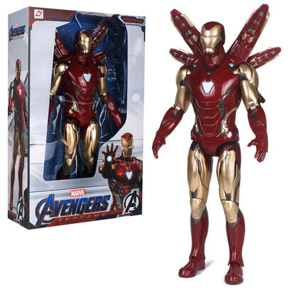 14 Inches Deluxe Collector Iron Man MK85 Action Figures
