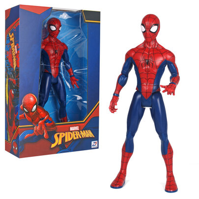 14 Inches Marvel Classic Spider-Man Action Figure with gift box for kids