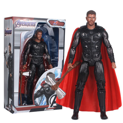 7-inch PVC Thor Action Figure Marvel Avengers,with gift box