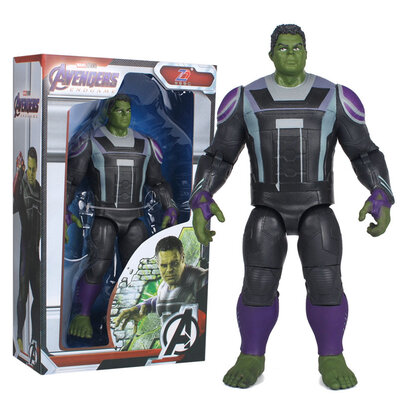 7-inch the incredible hulk Action Figure Marvel Avenger toy for kids