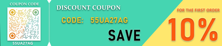 COUPON CODE - 55UA27AG - discount 10% off for the first order -f purchase more save more -fitnesstotem.com